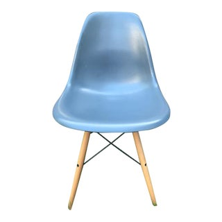 Eames Eiffel Chair With Wooden Legs Reproduction