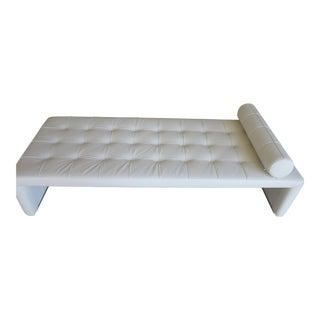 Porada Italy Modern White Bench