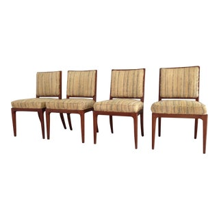 Vintage Mid-Century Modern Dining Chairs - Set of 4