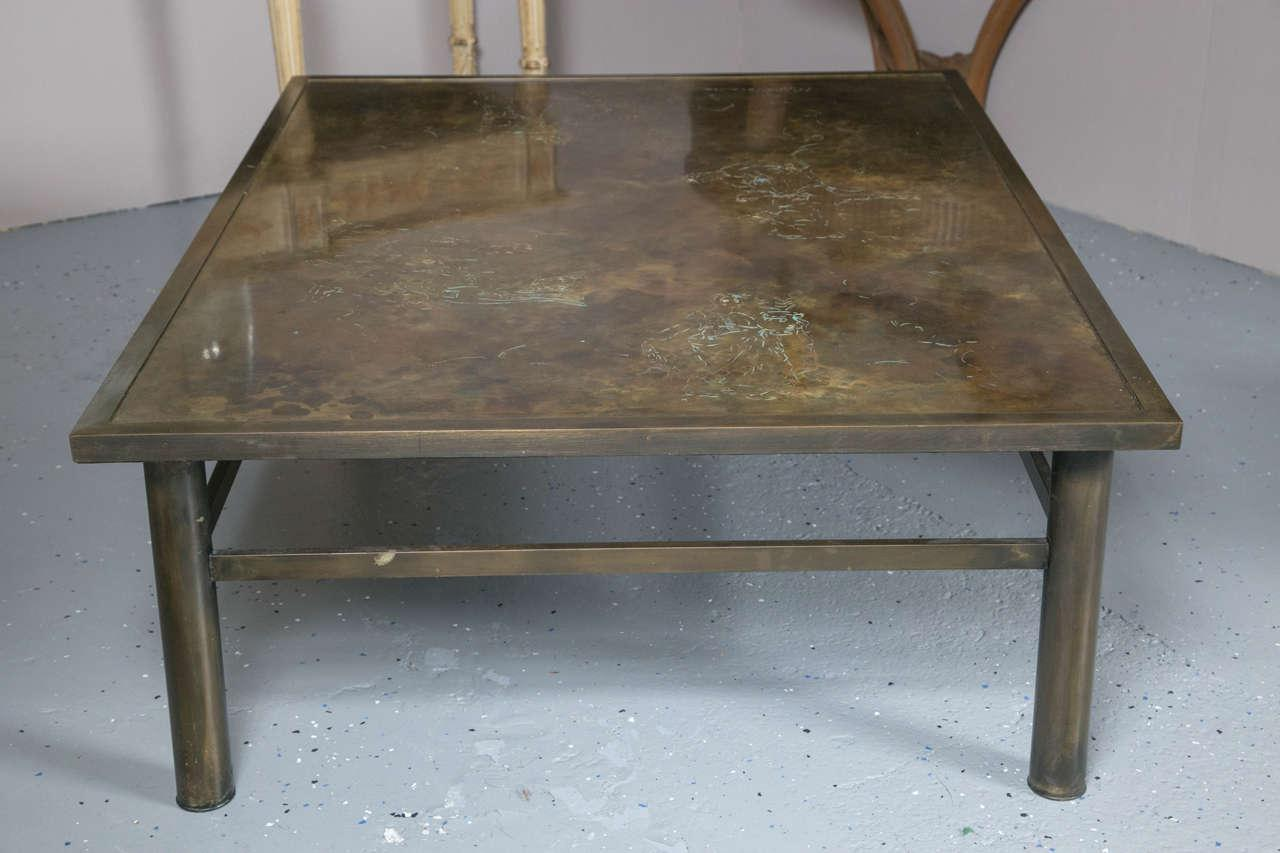 Philip U0026 Kelvin LaVerne Bronze Coffee Table   Image 2 ...