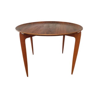 Fritz Hansen Danish Modern Folding Tray Table