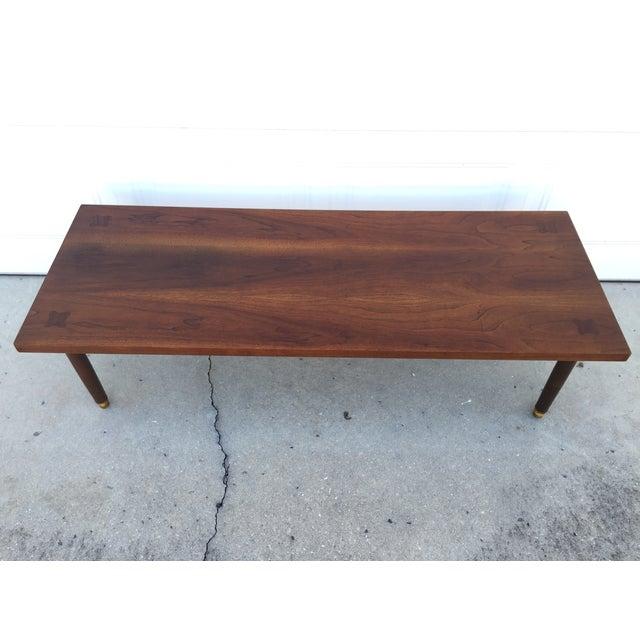 Mid Century Modern Coffee Table - Image 3 of 11