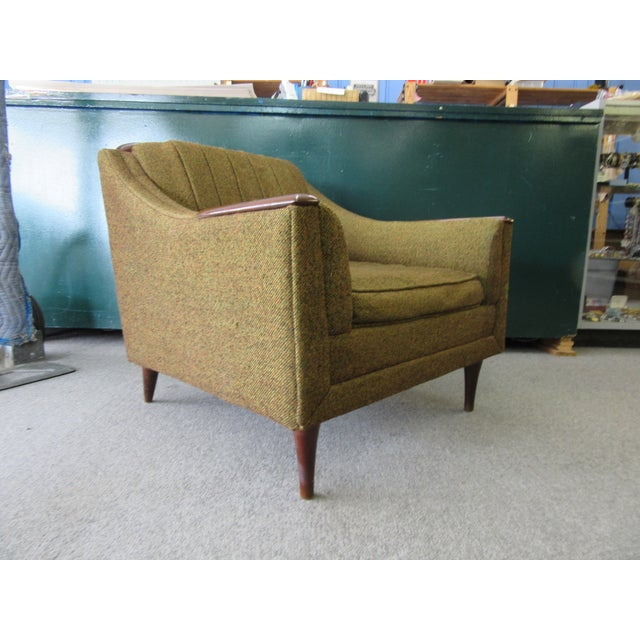 Kroeler Mid-Century Danish Modern Lounge Chair - Image 2 of 11
