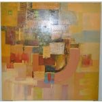 Image of Contemporary Abstract by Hosse