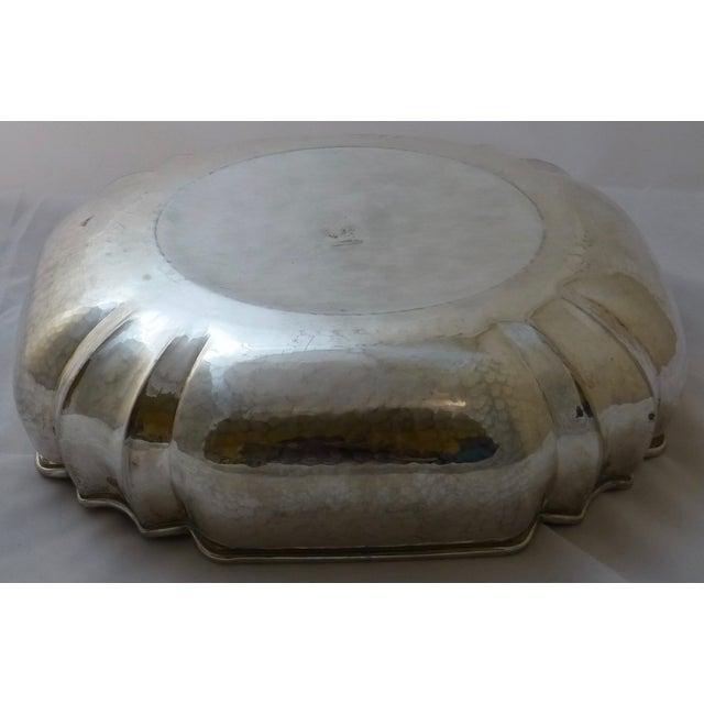 Vintage Hand Hammered Arts & Crafts Bowl - Image 7 of 11