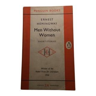 Ernest Hemingway Men Without Women Book