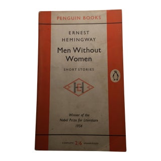Ernest Hemingway Men Without Women Book