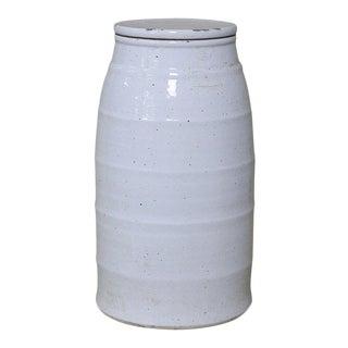 Sarried Ltd Medium White Ceramic Milk Jar