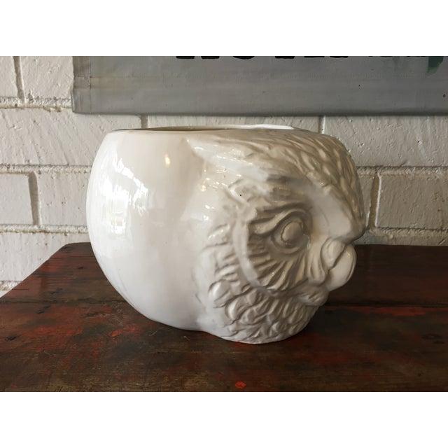 White Owl California Pottery Planter - Image 4 of 9