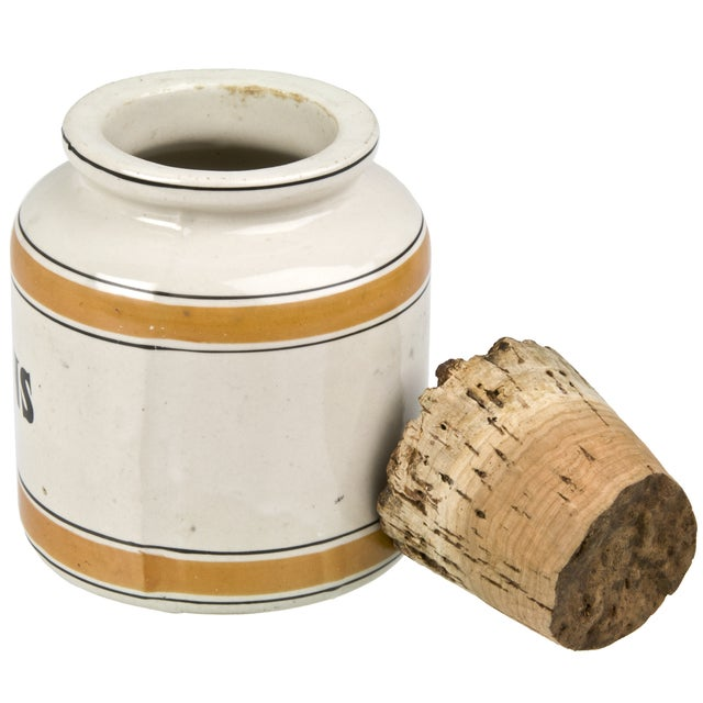 Vintage French Onion Crock - Image 2 of 2