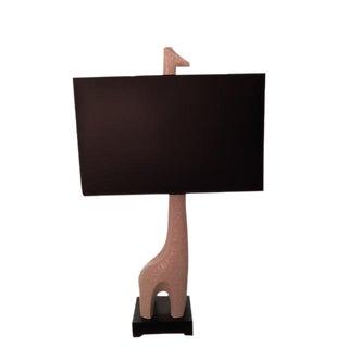 Jonathan Adler White Giraffe Table Lamp