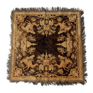Vintage Velvet Tapestry