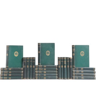 Green Classics by Robert L. Stevenson - Set of 25