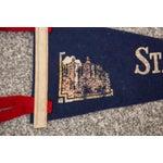 Image of St. Augustine, Florida Felt Flag