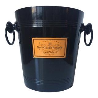 Vueve Clicquot Champagne Bucket
