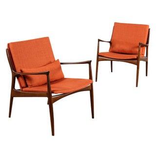 Mid-Century Mølgaard & Hvidt Chairs- A Pair
