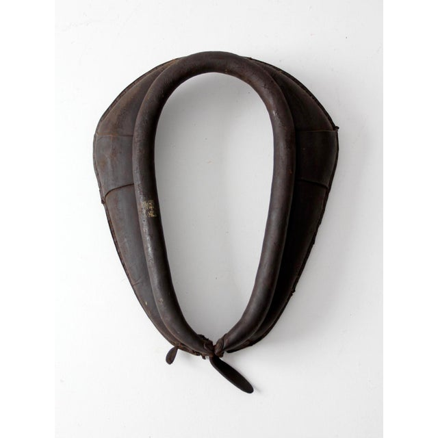 Image of Antique Horse Collar