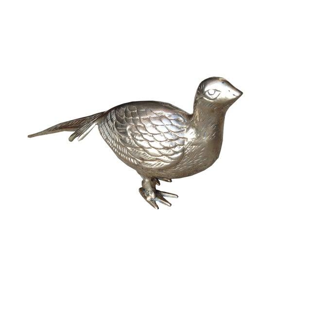 Image of Decorative Brass Birds - Set of 3