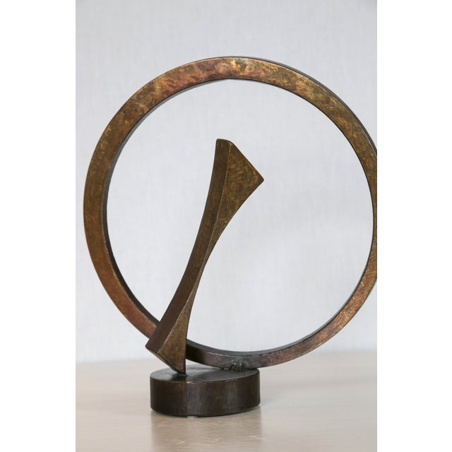 Transition by Joe Sorge - Steel Sculpture - Image 4 of 11
