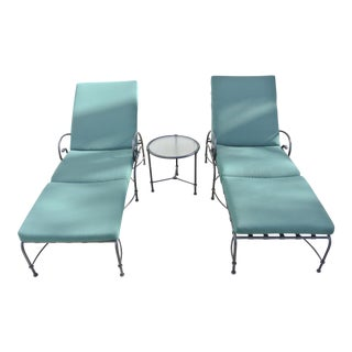 Brown Jordan Florentine Patio Set - 3 Pc.