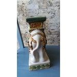 Image of Ceramic Elephant Statue