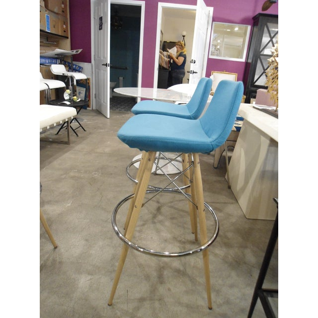 Pera MV Barstool by SohoConcept Furniture - A Pair - Image 5 of 8