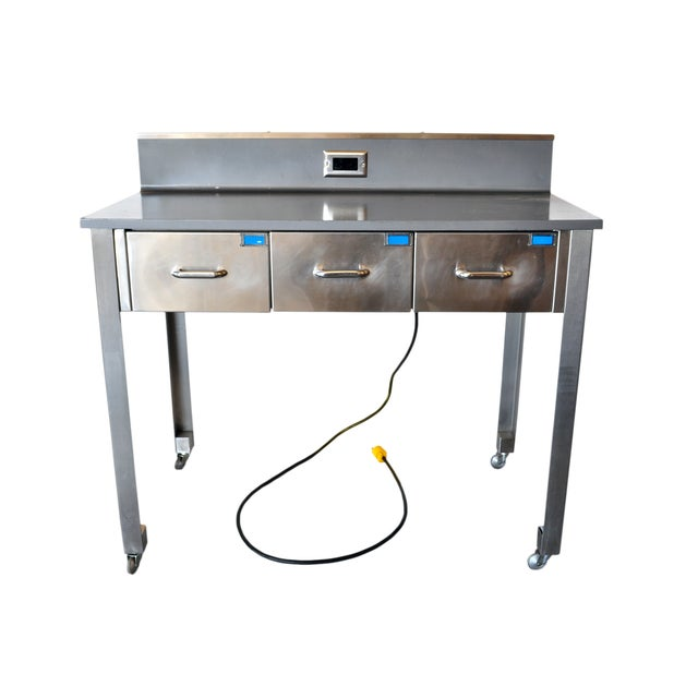 Medical Workbench with 3 Drawers - Image 3 of 6