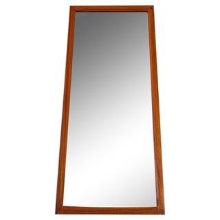 Aksel Kjersgaard Slim Danish Rosewood Mirror