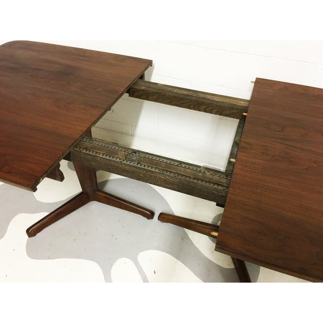 Mid-Century Modern Dining Table by Brown Saltman - Image 7 of 7