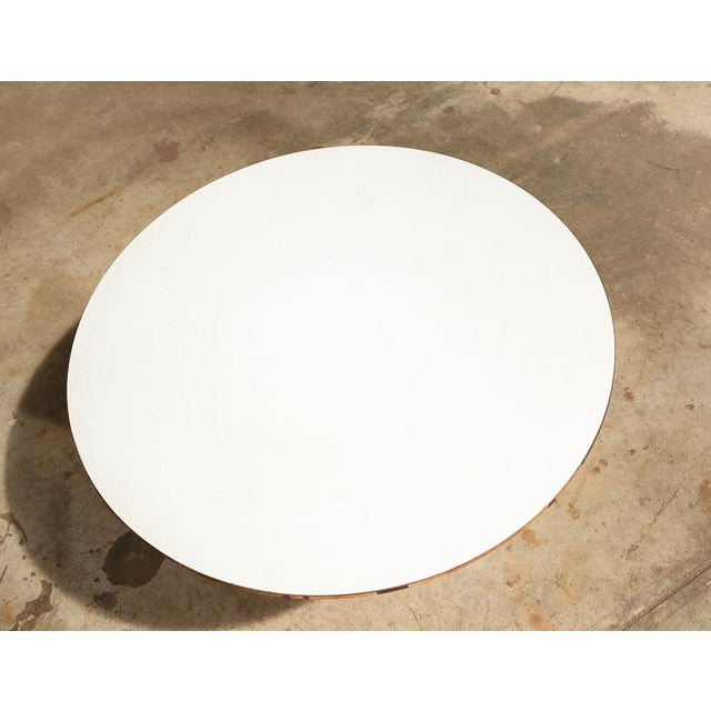 George Nelson Round Coffee Table - Image 8 of 8