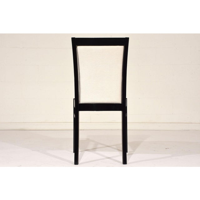 Set of Eight Regency-style Dining Chairs - Image 8 of 10