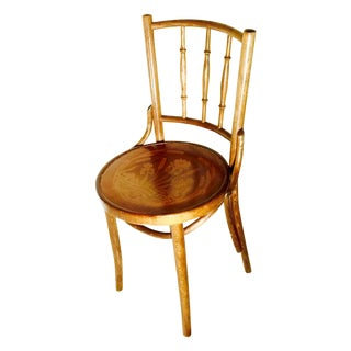Antique Bentwood Thonet Cafe Chair