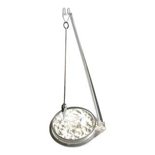 60s Lucite Pendulum