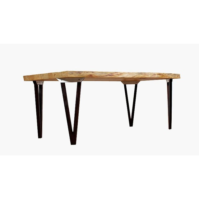 Podocarpus Slab Coffee Table By Funktionhouse - Image 2 of 6