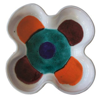 Rabiusla Herrliberg of Switzerland Clover Plate