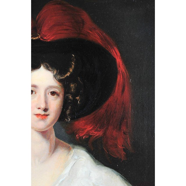 """Lady Peel"" after Sir Thomas Lawrence - Image 3 of 9"