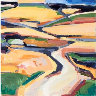Landscape #9 Painting by Heidi Lanino
