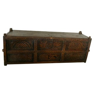 17th-Century Moghul Wedding Chest