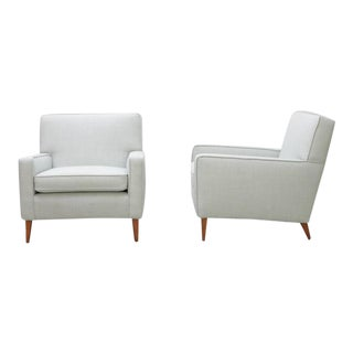 Pair of Paul McCobb Planner Group Lounge Chairs for Winchendon