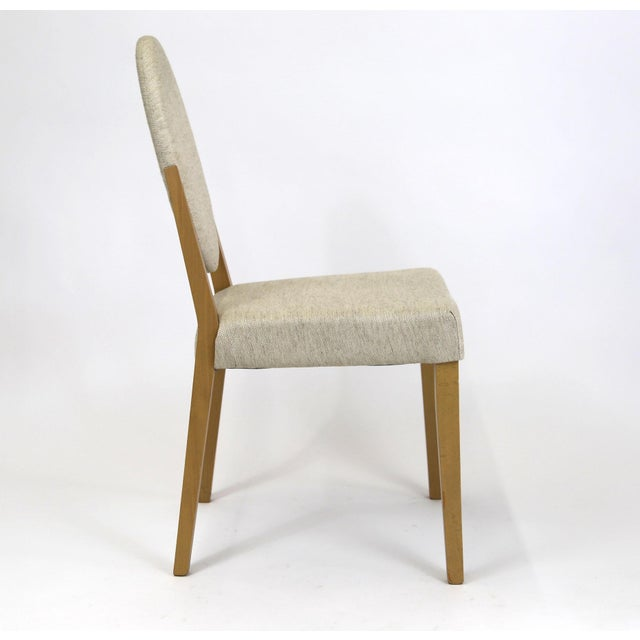 Image of Idealsedia Italian Oval Backed Side Chair