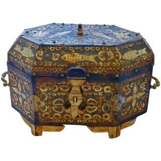 Mid-Century Decorative Moroccan Box