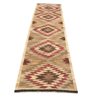 "Traditional Kilim Runner - 2'9"" x 9'6"""