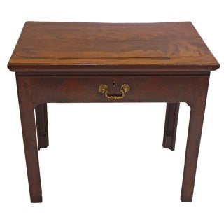 English Georgian Architect's Table