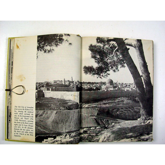 Mid-Century 'Jordan: The Holy Land' Book - Image 5 of 8