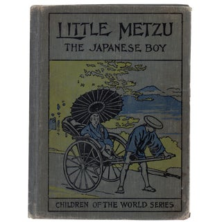 Little Metzu the Japanese Boy