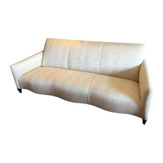 Custom Donghia Serpentine Sofa