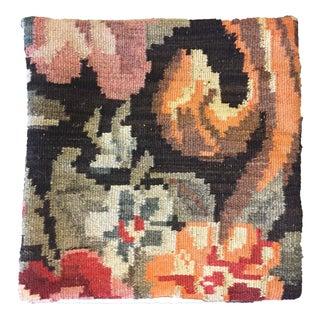 Multicolored Kilim Pillow