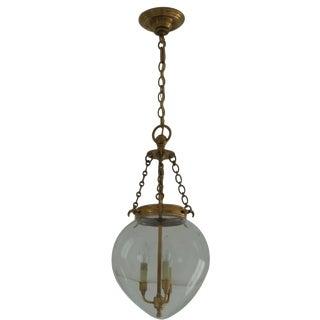 E.F. Chapman Amphora Bell Jar Pendant