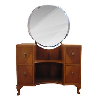 Antique Regency Style Vanity