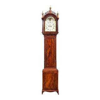Simon Willard Roxbury Tall Case Clock